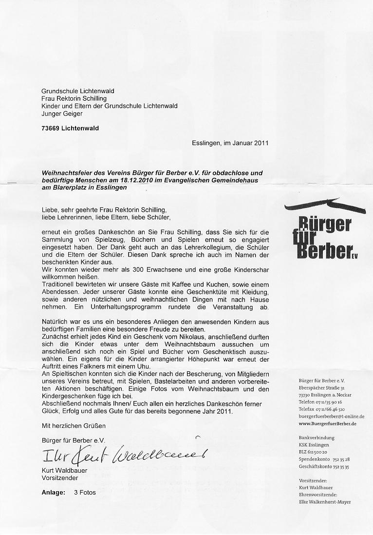 Bürger für Berber